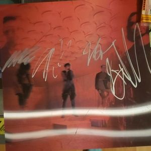 Crown the Empire Signed holographic poster
